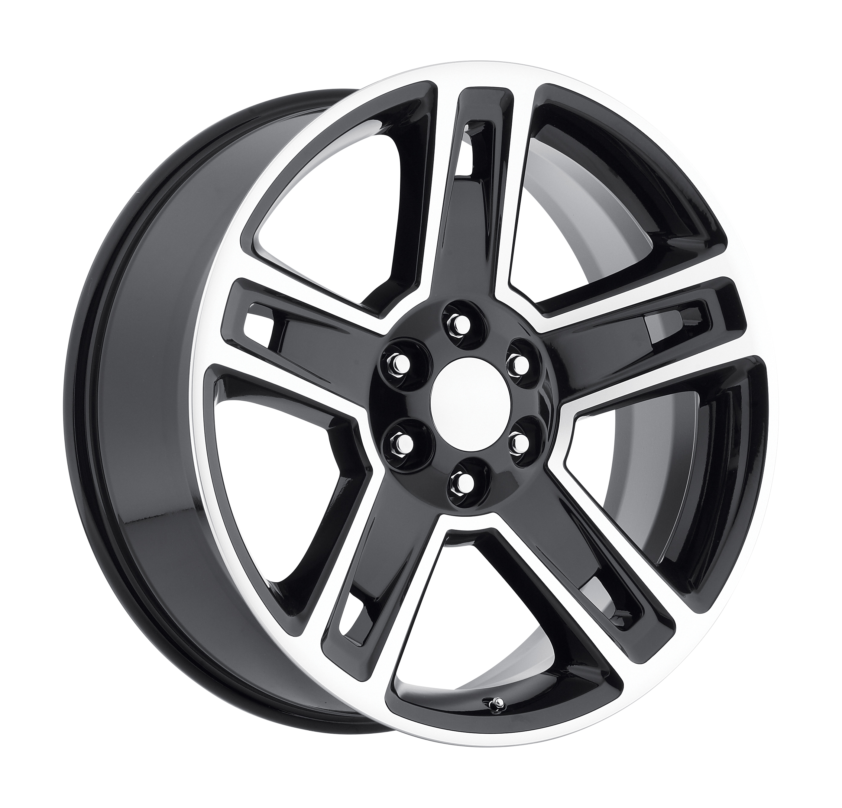 rhino with black rims chevy inch tahoe wheels ideas rim chevrolet oem tire and factory